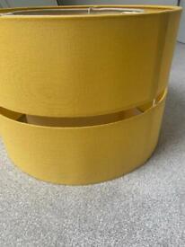 Lamp shades (2)