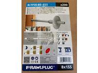 200 Wall Fixings R-TFIX-8s Universal facade fixings