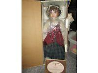 Alberon porcelin doll