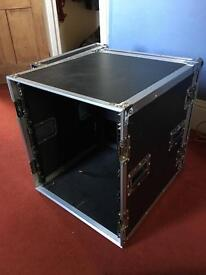 10u Citronic amp rack case 53x57x68