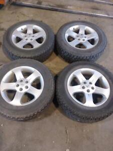 nissan Murano wheels and winter tyres