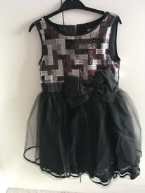 Girls party dress age 10
