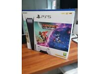 Playstation 5 Disk Ratchet & Clank Edition