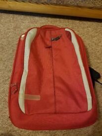 Multiple Items at Sale - Shirt, Backpack, Air Bed.