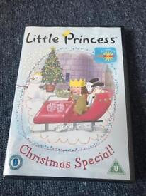 Brand New Little Princess DVD