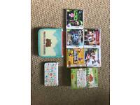 Nintendo 3ds XL NEW - with 6 Games - LIMITED EDITION