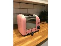 Dualit retro 2 slice toaster