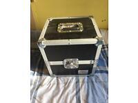 Pair or individual Tuff flight cases, equipment cases