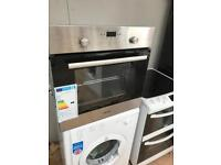 Brand new hotpoint built in oven....CURRYS PRICE £229