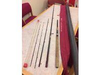 D.A.M Carbon Mesh 12ft/3.6m Feeder Rod