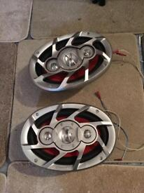 Ministry of sound car speakers