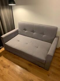 3 seater sofa bed with storage (pickup by 31/10/20)