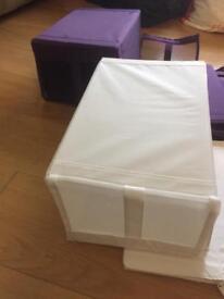 Ikea shoe storage collapsible