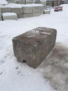 Bloc de béton - Bloc de ciment - Concrete block