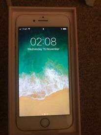 64gb Brand New Gold Apple IPhone 8 Virgin Mibile £650