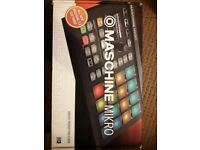 Maschine Mikro Mk II / 2 with all software KOMPLETE