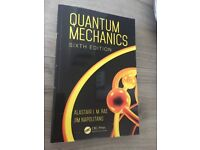 Quantum Mechanics Textbook