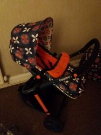 Cosatto Giggle 2 Toodle Pip Travel system