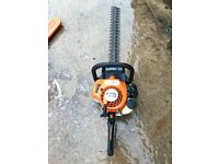"Stihl HS 45 24"" Hedge cutter"