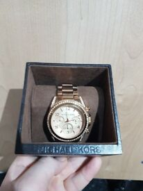 Genuine michael kors womens watch