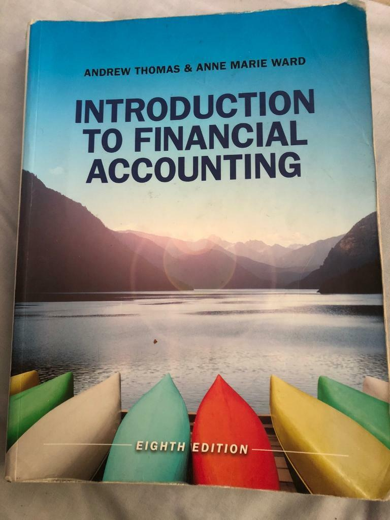 Accounting degree books