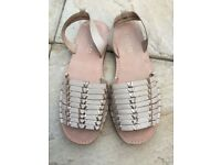 Beautiful next women's sandals size 6/39