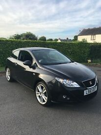 2010 Seat Ibiza 1.4 Sport *17' Alloys* Rear Parking Sensors* *Polo*Yaris*Fabia*Corsa*Fiesta*Fr*