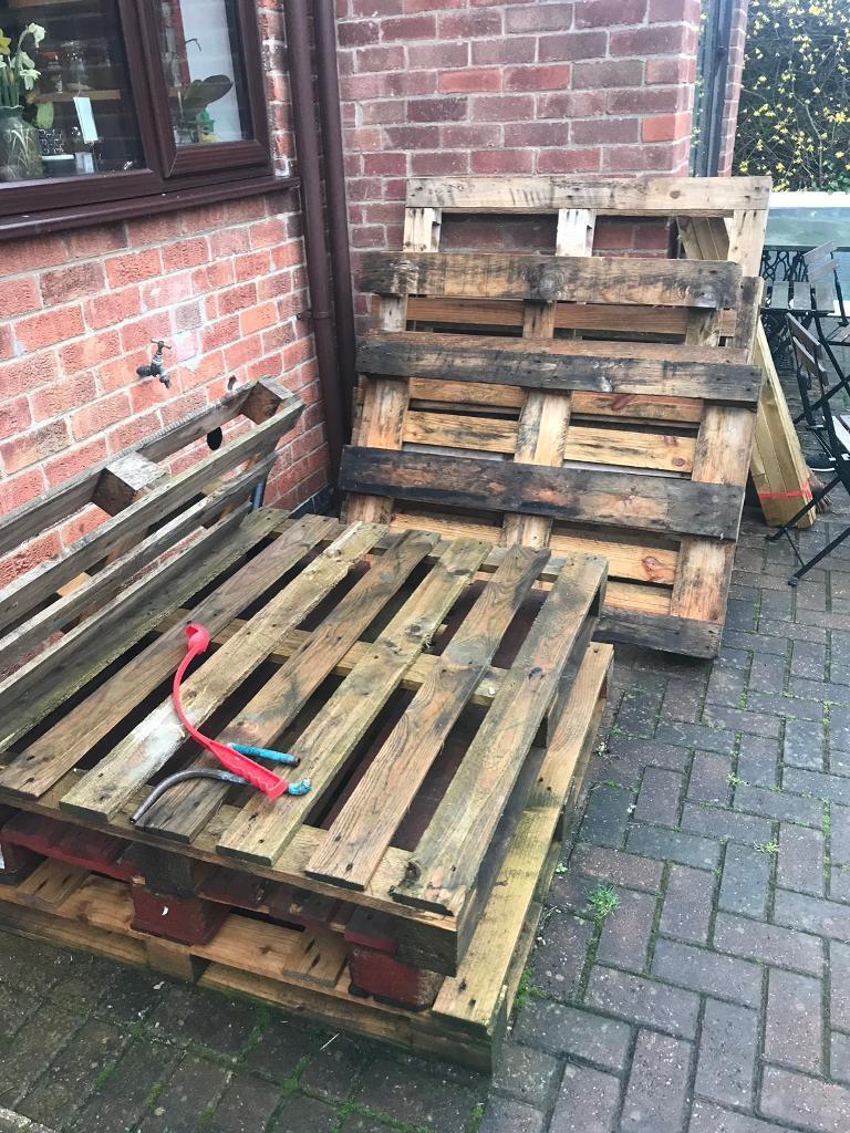 Wooden pallets   in Keyworth, Nottinghamshire   Gumtree