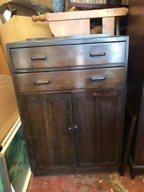 Oak Vintage unit