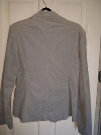 Ladies grey jacket