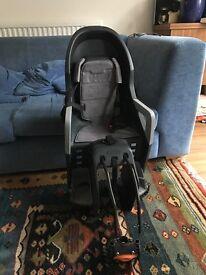 Polisport Guppy Rear Bike Seat, Seatpost Fitting