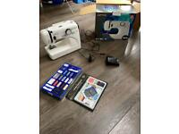 Sewing machine **£20** barely used