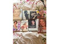 Bundle of autobiography goods