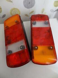 Commercial Vehicle - Combination Rear Lights (Pair) 12v/24 volt - £20