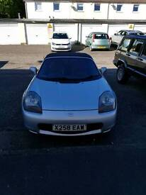 Toyota MR2 Brand new mot. 1.8