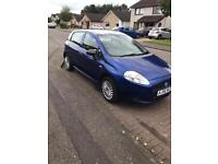 Fiat Punto 1.2 56 plate