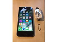 £70 !!!!!!!! I-Phone 5 16GB (Black) ~ Unlocked ~ Condition: 3 - Acceptable - QUICK SALE