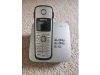 Siemens colour dispaly Gigaset Cordless phone & answering machine