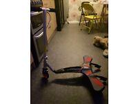 Jd bug carver scooter