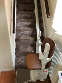 Stannah staire lift