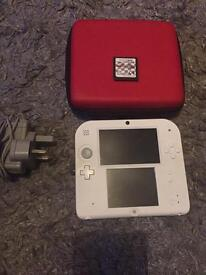2ds console with mario kart