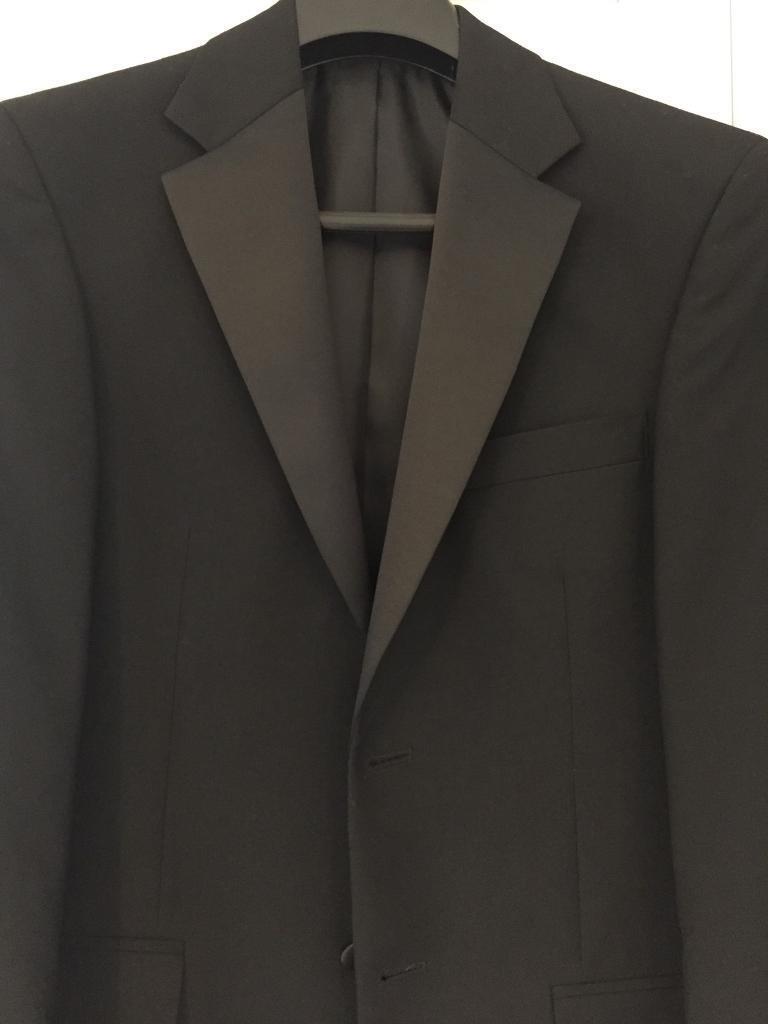 Mans M&S Tuxedo - 34S jacket / 30S trousers - £20