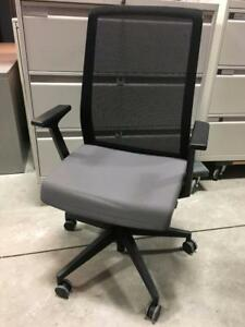 Haworth Very Boardroom Chairs - $150