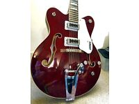 Gretsch Electromatic G5422T near mint condition
