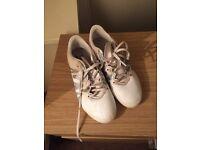 Adidas 15.3 kids football boots size uk4
