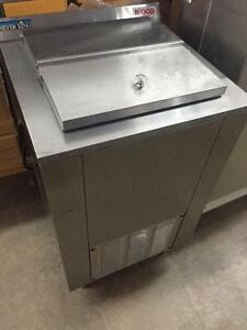 Single Tub Freezer - Silver King