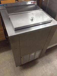 Single Tub Freezer - Silver King