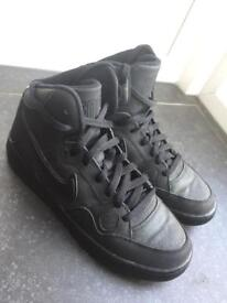 Nike Son of Force Mid Men's Black Shoes Size 8