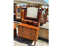 Victorian dressing table