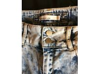 Ladies Karen Millen Jeans Size UK 10